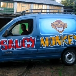 saucy-monkey-van